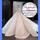 شستشوی لباس عروس